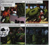 """Από το κόμιξ """"12 μήνες θητεία"""" (Σπύρος Κόντης, εκδόσεις Μαμουθκόμιξ) (από Cunning Linguist, 14/08/10)"""