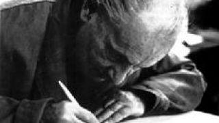 Martin Heidegger: Ο άνθρωπος είναι μια ύπαρξη εκστατική στο ξέφωτο του είναι. (από Khan, 23/09/10)