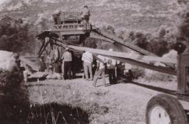 Η πατόζα (γεωργικό μηχάνημα). Από www.gorgopotamosvillage.gr. (από patsis, 22/10/10)
