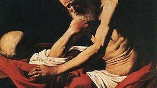 Άγιος Ιερώνυμος του Caravaggio (από johnblack, 10/11/10)