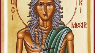 Η αγία Μαρία η Αιγυπτία ήταν η Έλενα Καββά της εποχής της (από Khan, 11/11/10)