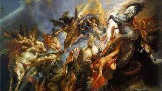 Ο πεφτοσυννεφάκιας Φαέθων, έργο του Rubens. (από Khan, 16/02/11)