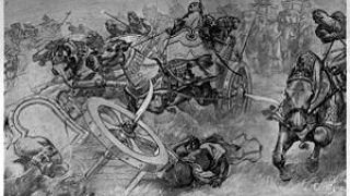 Εγινε η μάχη στα Γαυγάμηλα, οταν είπα στο σεφ γουάϊ γαμιόλη (από GATZMAN, 25/03/11)