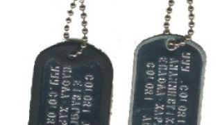 στρατιωτικές ταυτότητες (dog tags) (από sstteffannoss, 14/03/11)