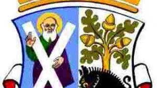Ο θυρεός του St Andrews, στη Σκωτία. (από poniroskylo, 09/04/11)