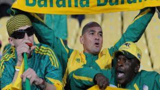 Bafana Bafana λέγεται η εθνική ομάδα της Νότιας Αφρικής. Bafana στα Ζουλού σημαίνει αγόρια. (από poniroskylo, 17/04/11)