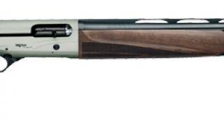 Το ελλειπτικό μοτίβο και το λογότυπο Beretta, κυριαρχούν στη διακόσμηση της πάπιας και στα κύρια μέρη του όπλου, με ομοιομορφία και διακριτικότητα, προσδίδοντας στη νέα A400 Xplor Light μια καινοτόμο και φουτουριστική σχεδίαση. (από sstteffannoss, 20/06/11)