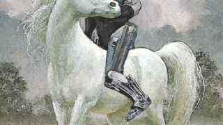 """""""THIS IS A PICTURE OF ROBOCOP ON A UNICORN. YOUR ARGUMENT IS INVALID."""" (από patsis, 06/08/11)"""