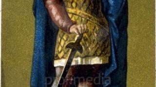 Πιπίνος ο Βραχύς, ρήγας των Φράγκων. Στα 1.48. (από Khan, 12/09/11)