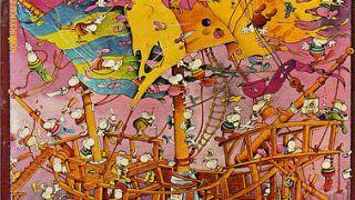 """Εξώφυλλο περιοδικού """"Βαβέλ"""" (από mafie, 16/11/11)"""