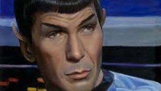 Ο ορίτζιναλ Spock (από allivegp, 29/11/11)