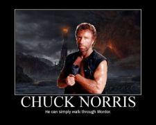 Chuck Norris fact. (από Khan, 04/02/12)