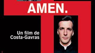 """Η ταινία """"Amen"""" του Κώστα Γαβρά πραγματεύεται τη μεταφορά αιχμαλώτων με τρένα προς τα στρατόπεδα συγκέντρωσης από τους Ναζί, και την ένοχη σιωπή του Βατικανού για το ζήτημα. (από allivegp, 09/04/12)"""