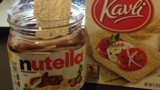 Kavli με Nutella (από Vrastaman, 18/11/12)