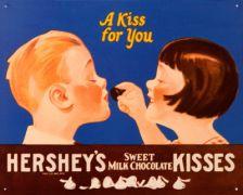 Η κάποτε αθώα διαφήμιση της Hershey που άρχισε τους βρώμικους συνειρμούς. (από Khan, 05/12/12)