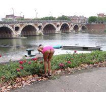 Η γέφυρα Pont Neuf στην Τουλούζη κατασκευάστηκε το 1544.  Ο Λουδοβίκος 14ος την διέσχισε το 1659. (από σφυρίζων, 18/06/13)