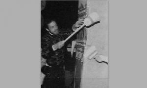 Θόδωρος Κασσίμης στα πρ\'ωτα του βήματα (από σφυρίζων, 25/11/13)