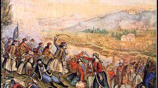 Καλό βόλι στη μάχη της Αλαμάνας. (από Khan, 09/11/13)