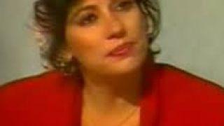 Η Άννα Βαγενά ως Βαγγελίτσα (από Khan, 30/03/14)