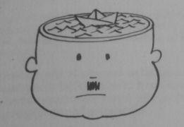 """σκίτσο από το βιβλίο του Τάκη Καλονάρου """"Η ευτυχία του να είσαι Έλληνας"""" (από xalikoutis, 23/04/14)"""