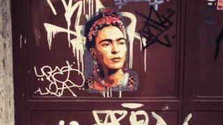 Street art στην Barcelona (από Khan, 18/05/14)