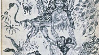 Ποιητική συλλογή (1961) του γνωστού ηθοποιού και άγνωστου ποιητή (από dryhammer, 01/06/14)