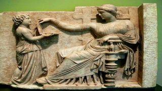 Όταν οι άλλοι δεν είχαν ακόμη ανακαλύψει τα τόπια, εμείς οι Έλληνες είχαμε λαπιτόπια! (από Khan, 10/07/14)