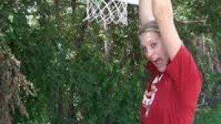 Η μπασκετμπολίστρια Anna Prins. (από Khan, 27/08/14)