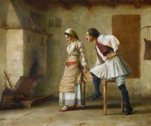 Greek kamaki τον 19ο αιώνα, διά χειρός Θεοδώρου Ράλλη (από Khan, 07/10/14)