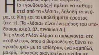 Υπαίθριο Μουσείο Υδροκίνησης, Δημητσάνα. Λεπτομέρεια της προηγούμενης φωτογραφίας. (από patsis, 28/12/14)