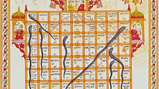 Ινδικό φιδάκι του 19ου αιώνα. (από Khan, 03/01/15)