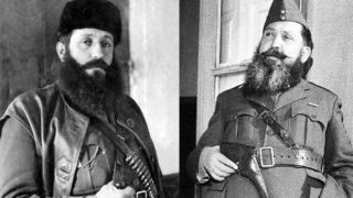 """Κατά το """"αντιστασιακό"""" αφήγημα των Τσιπροκαμμένων η συνεργασία Τσίπρα- Καμμένου είναι ο νέος Γοργοπόταμος (Βελουχιώτη-Ζέρβα) #νοτ (από Khan, 26/01/15)"""