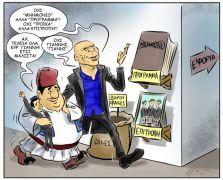 Φιλελέ χούμορ από τον Χρήστο Παπανίκο. (από Khan, 04/02/15)