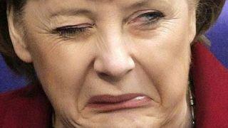 Η κυρία Merkel- Sauer (=ξινός) (από Khan, 21/02/15)