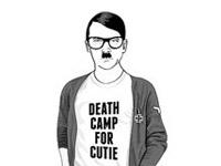 Ο ήρωας της σειράς Adolf Hipster (από Khan, 19/03/15)