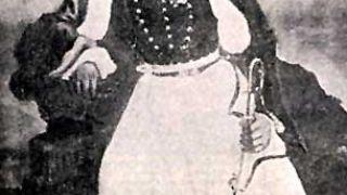 Ο αγωνιστής του 1821 Νικόλαος Κασομούλης, που διασώζει τη σλανγκιά. (από Khan, 24/03/15)