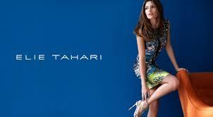 Elie Tahari εσείς, Elie Tagari εμείς! (από Khan, 02/04/15)