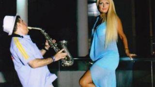 Η Μαρίνα Σταυράκη Πατούλη με αέρα τζαζ βιντατζιάς