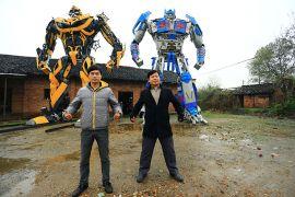 Ακραία εξέλιξη Transformers made in China