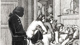 Τουκανισμός: Ο φιλόσοφος Καντ βρίσκεται στο μπουντουάρ