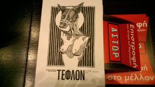 Τεφλόν, νέο ποιητικό σκεύος
