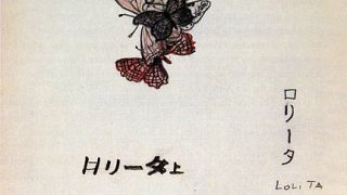 σκίτσα του Ναμπόκοφ με τα οποία συνήθιζε να στολίζει τις λευκές σελίδες βιβλίων πριν τα χαρίσει