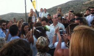 Από τον περίφημο γάμο της Κατερίνας Παπουτσάκη στα Κουφονήσια