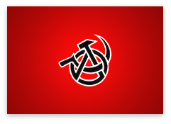 Ομολογουμένως μπερδεμένο αναρχοστάλιν logo