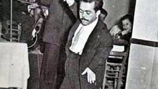 Νάνος μάγκας εν έτει 1948, από Ηλία Πετρόπουλο