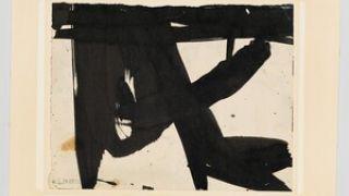 Franz Kline (1910-1962). Whitney Museum of American Art, New York