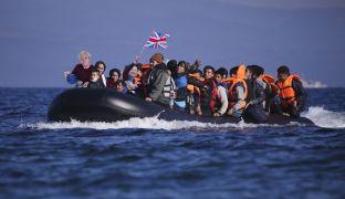Thousands Of British Refugees Make Dangerous Journey Across The Irish Sea