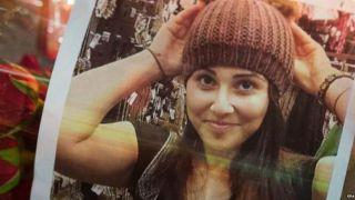Η Γερμανία λέει αντίο στην νεαρή φοιτήτρια χαιρετίζοντας το θάρρος και το ηθικό της σθένος