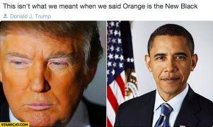 Το πορτοκαλί είναι το νέο μαύρο