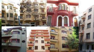 Αθηναϊκές (πολυ)κατοικίες με έρκερ